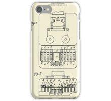 Stenotype Keyboard-1915 iPhone Case/Skin
