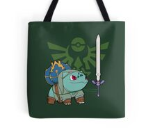 The Hero of Time (and grass) Tote Bag