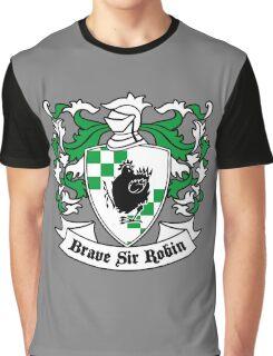 Brave  Graphic T-Shirt