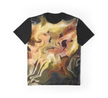 Pure abstract water pollution Graphic T-Shirt