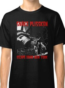 SNAKE PLISSKEN - ESCAPE FROM NEW YORK Classic T-Shirt