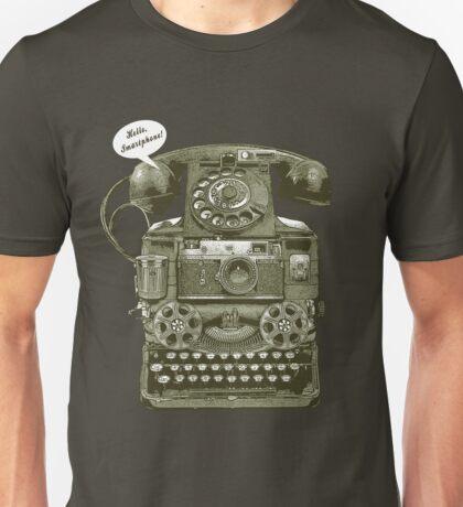 1st SMARTPHONE Unisex T-Shirt