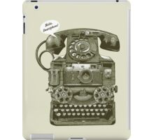 1st SMARTPHONE iPad Case/Skin