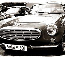 Volvo P1800 by Torfinn Johannessen