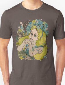 Alice in Watercolour Unisex T-Shirt