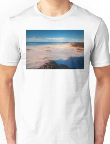 Surf at the Giants Causeway Unisex T-Shirt