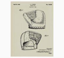 Baseball Mitt-1945 One Piece - Long Sleeve