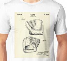 Baseball Mitt-1945 Unisex T-Shirt