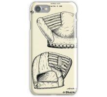Baseball Mitt-1945 iPhone Case/Skin
