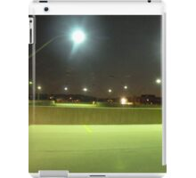 night time sence  iPad Case/Skin