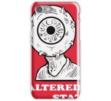 Altered State Logo 2 iPhone Case/Skin
