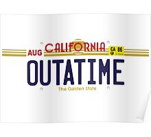 Outatime Poster