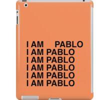 PABLO. iPad Case/Skin