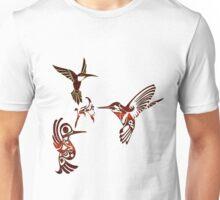 hummingbirds Unisex T-Shirt