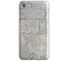 Legit Vintage Sidewalk iPhone Case/Skin