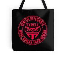 TYRELL CORPORATION - BLADE RUNNER (RED) Tote Bag