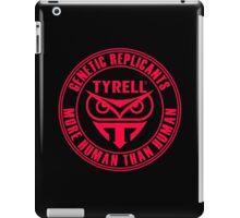TYRELL CORPORATION - BLADE RUNNER (RED) iPad Case/Skin
