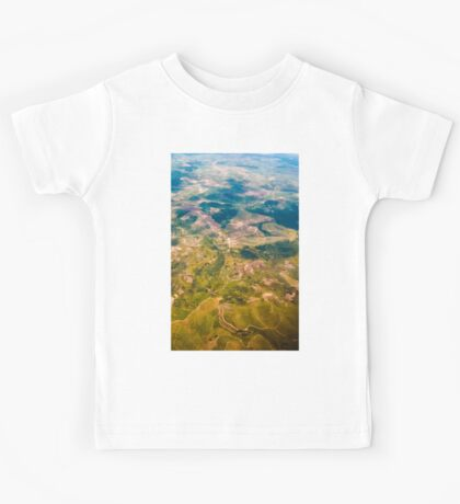 Land from the sky Kids Tee