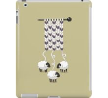 Wool Scarf iPad Case/Skin
