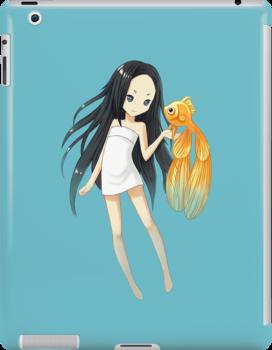 Goldfish by freeminds