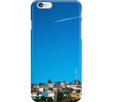 At The Sky iPhone Case/Skin