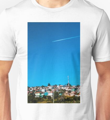 At The Sky Unisex T-Shirt