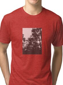 into the woods Tri-blend T-Shirt