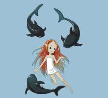 Underwater 2 Kids Tee