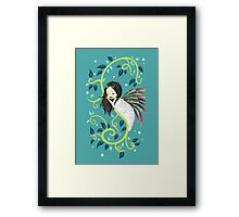 Cocoon Framed Print