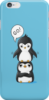 Penguins by freeminds