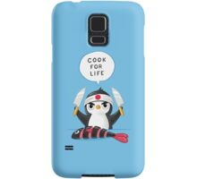 Penguin Chef Samsung Galaxy Case/Skin