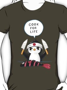 Penguin Chef T-Shirt