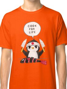Penguin Chef Classic T-Shirt