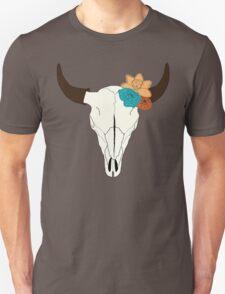 Buffalo Flower Unisex T-Shirt