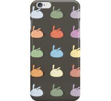 Bunnies Bunnies Bunnies! iPhone Case/Skin