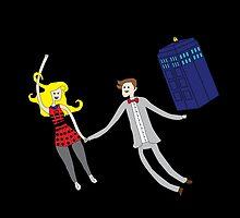 Adventure Timey Wimey by DarthOstrich