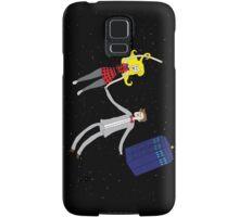 Adventure Timey Wimey Samsung Galaxy Case/Skin