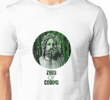 ZEUS OF CODING Unisex T-Shirt