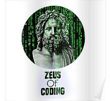 ZEUS OF CODING Poster