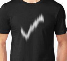 Grey Shades Aurora Unisex T-Shirt