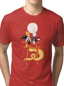 Torii 3 Tri-blend T-Shirt