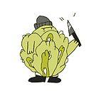 Cabbage Thief by slugspoon