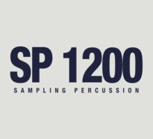 SP 1200 Sampling Percussion by ixrid
