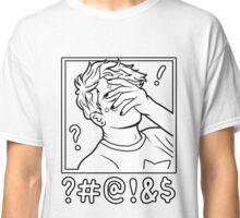 dan outline Classic T-Shirt