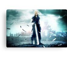 Final Fantasy Canvas Print