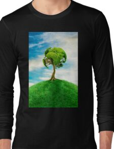 World Tree Long Sleeve T-Shirt