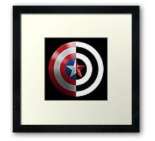Superhero 003 Framed Print