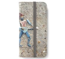 One Cannot Have Too Many Guitars! - Rock Out! iPhone Wallet/Case/Skin