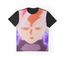 SUPER SAIYAN ROSE GOKU BLACK Graphic T-Shirt