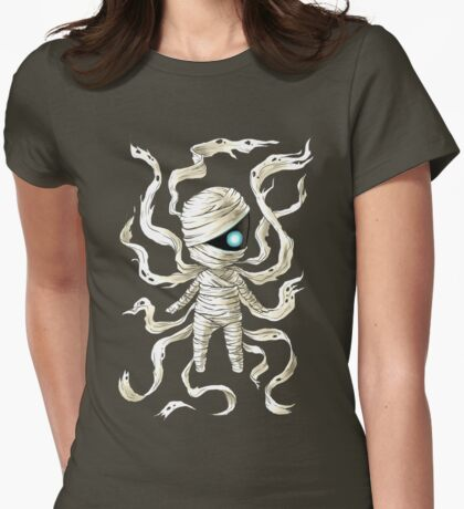 Mummy Womens Fitted T-Shirt